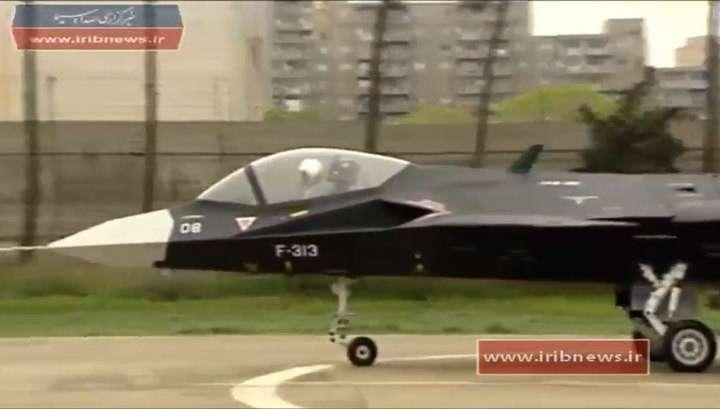 Иран снова показал свой самолет пятого поколения «Завоеватель-313». Прогресс на лицо