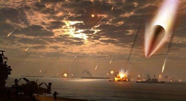 США посылает три авианосца против КНДР: Разбираем свежую страшилку