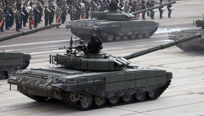 Т-72: новый танк со старым названием