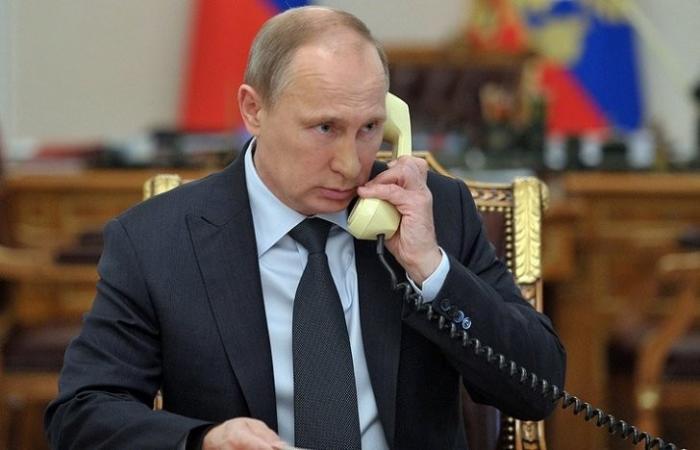 Владимир Путин обсудил ситуацию на востоке Украине с лидерами стран «нормандской четверки»