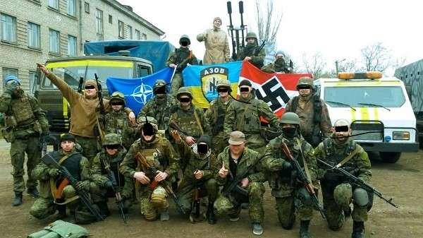 Донбасс: украинские нацисты пытаются сделать невыносимой жизнь простого народа