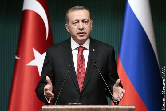 Рэджеп Эрдоган: суверенная Турция сделает сильней и Россию