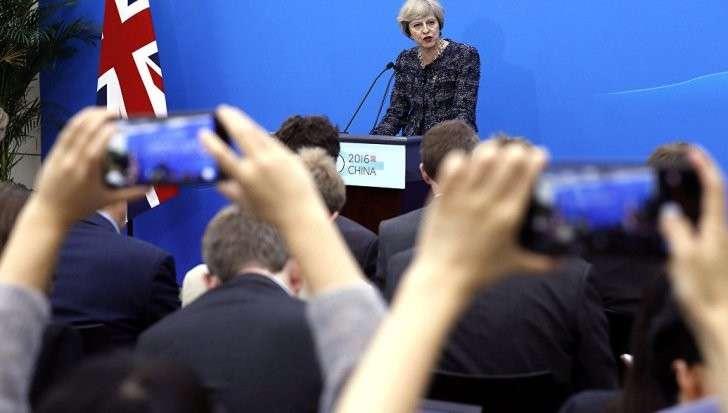 Тереза Мэй: парламент Британии на перевыборы