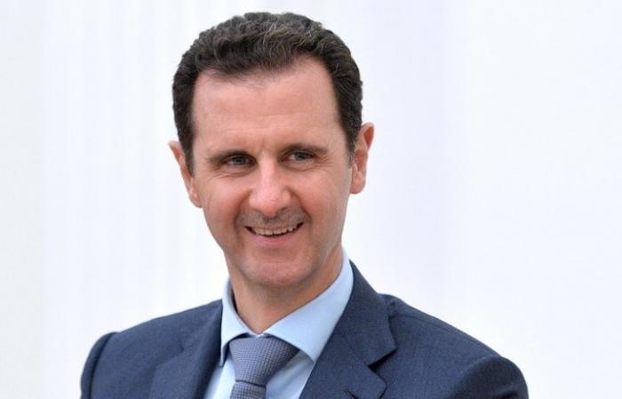 Владимир Путин поздравил Башара Асада с 71-й годовщиной независимости Сирии