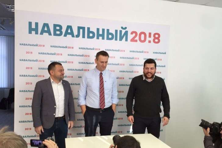 Навальный: как роскошно живут помощники Алёши на подсосе из США и Британии