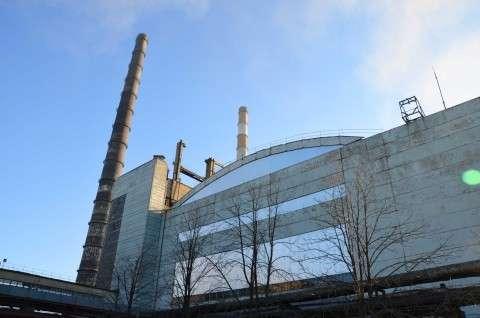 Славянская ТЭС прекратила работу из-за отсутствия угля, вызванного блокадой Донбасса