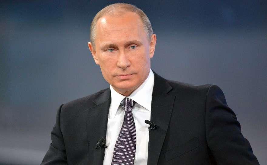 Владимир Путин проводит заседание Госсовета «О национальной системе защиты прав потребителей»