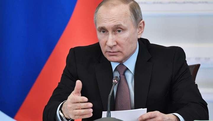 Путин: бабушка из Достоевского – очень скромный человек по сравнению с сегодняшними ростовщиками