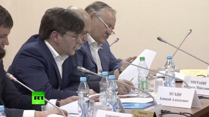 О следах вмешательства США в выборы в России 2016 года рассказал Алексей Мухин