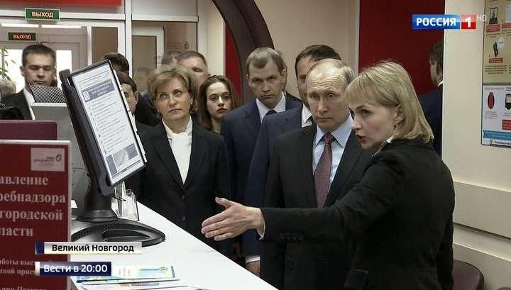 Владимир Путин вместе с Госсоветом обсудили, как спасти россиян от долгов