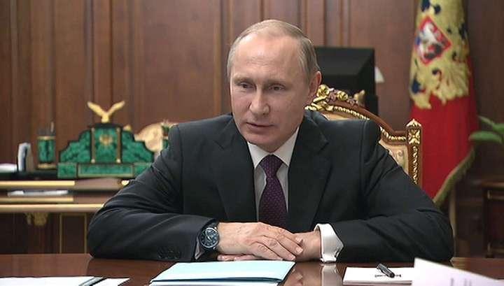 Владимир Путин поздравил Тайипа Эрдогана с итогами референдума