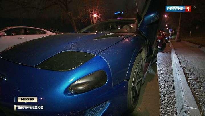 В Москве развернули борьбу с безмозглыми автогонщиками-любителями