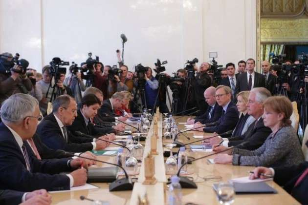Российско-американские переговоры