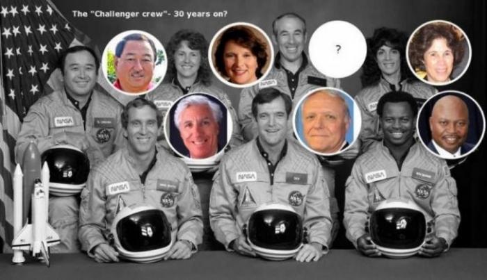 Астронавты шаттла «Челленджер» взорвавшегося в 1986 году до сих пор живы