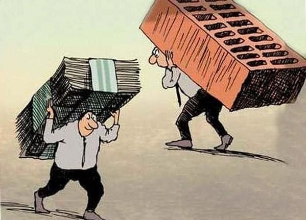 Декларации о доходах чиновников: чем бедней Россия – тем богаче её чиновники