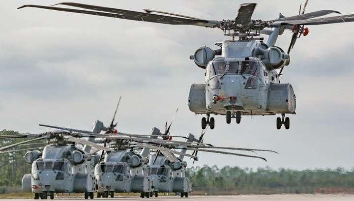 Вертолёт США оказался дороже истребителя пятого поколения. Умеют на Западе денежку деребанить!