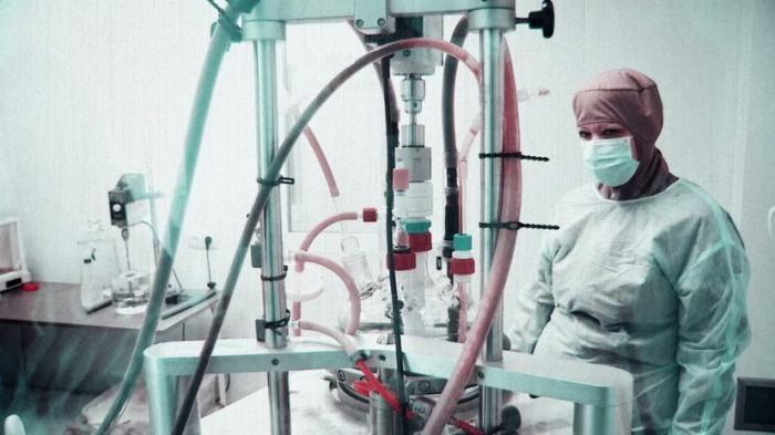 Революционное открытие российских учёных: «Сухая кровь»