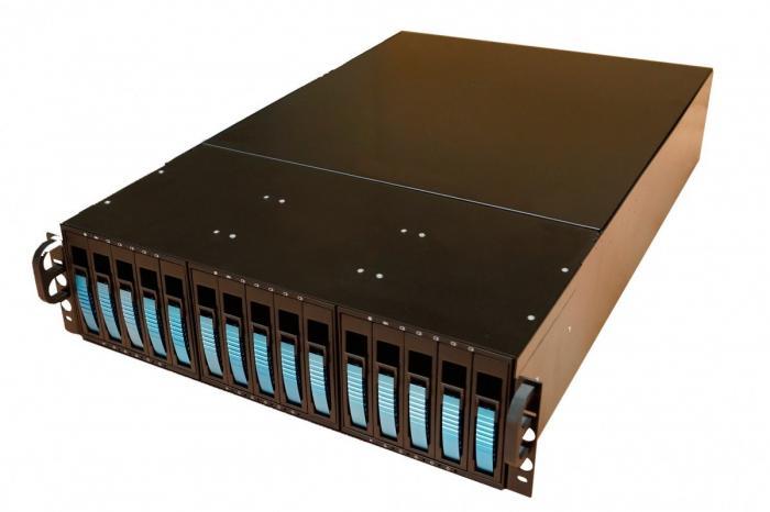 В России выпущено три новых модели серверов спроцессорами Эльбрус