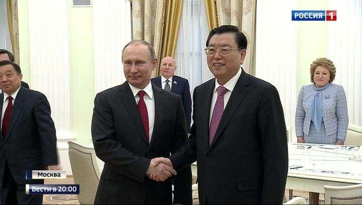 Открытие новых торговых путей: Москва и Пекин готовятся к форуму