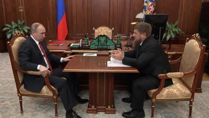Рамзан Кадыров – Владимиру Путину: статьи про убийства в Чечне – ложь и провокация