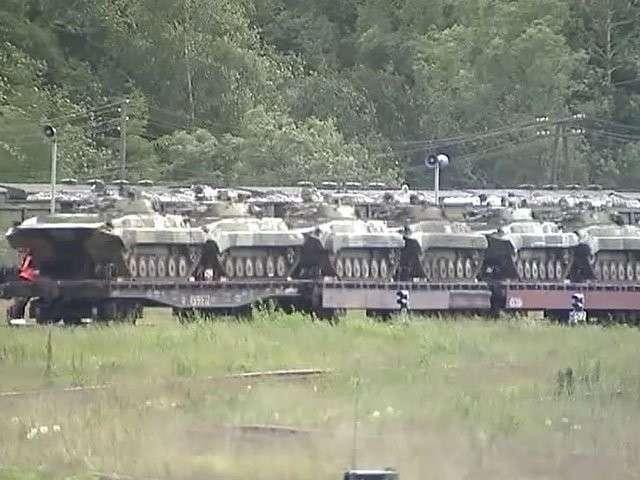 По тревоге для проверки боеготовности подняли более 3,5 тыс. военных в Приморье