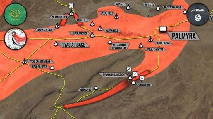Сирия, Хама: слухи о гибели русских советников