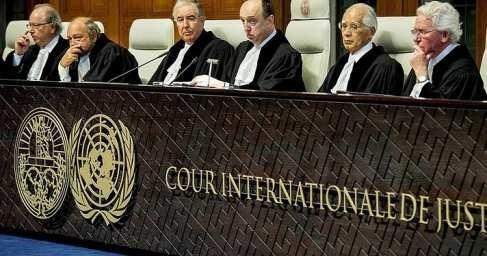 Суд в Гааге: на Украине комментируют позорные итоги международного суда