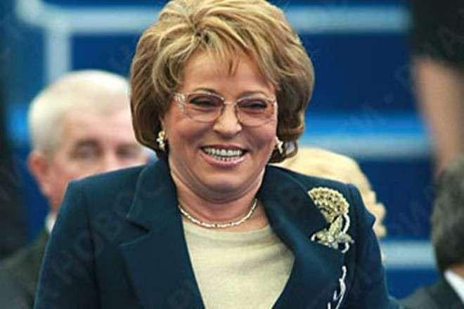 Матвиенко не понравилось, что Сафронков в ООН запретил оскорблять Россию