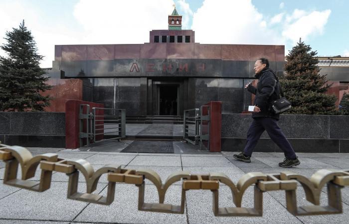 В Госдуму внесён законопроект о перезахоронении Ленина