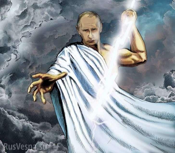 Владимир Путин вошел в список самых могущественных людей мира