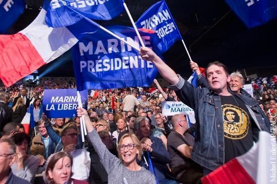 Франция может выбрать свободу или остаться в рабстве у глобалистов