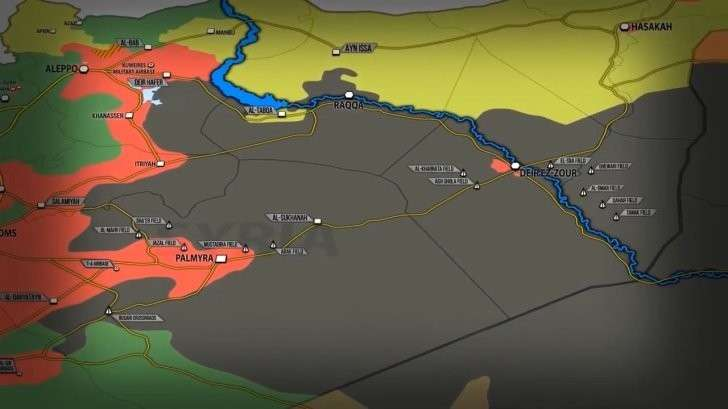 Сирия: США эвакуируют шпионов с территории ИГИЛ и зачищают свидетелей