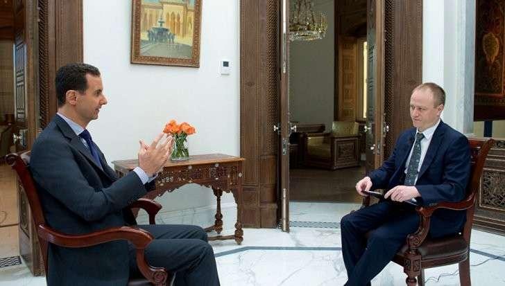 Башар Асад: разницы между вторжением США и Турции и действиями боевиков нет никакой