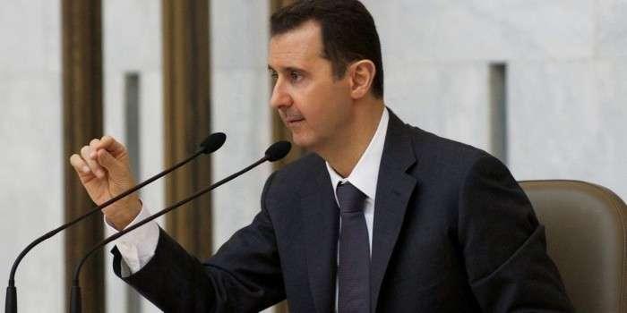 Башар Асад сделал русский язык вторым основным в Сирии