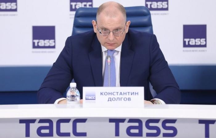 Уполномоченный МИД по вопросам прав человека Константин Долгов переходит в администрацию президента