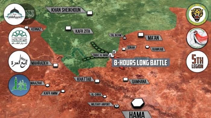 Сирия: США планируют блицкриг из Иордании
