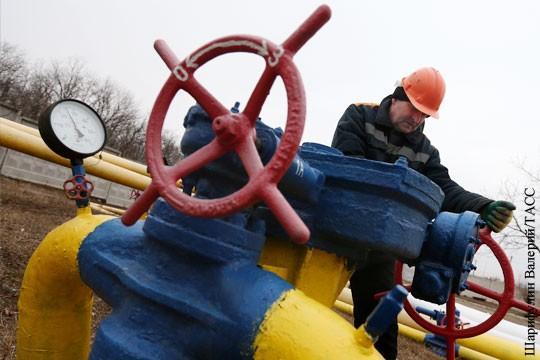 Украина готовится начать новую газовую войну с Россией?