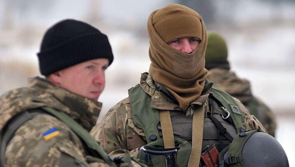 Украинские каратели готовят диверсию против жителей ЛНР на ТЭС
