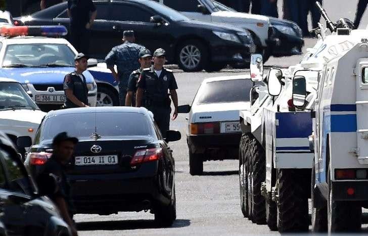 В Гюмри убит военнослужащий российской базы в Армении
