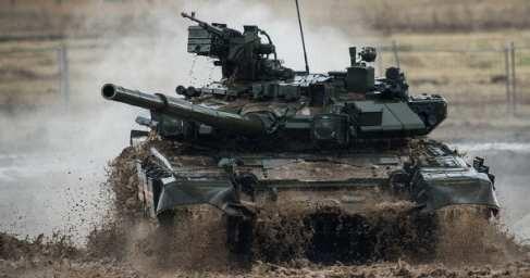 Сирия: позорные пуски американских ракет по российскому танку и ТОС «Солнцепек»