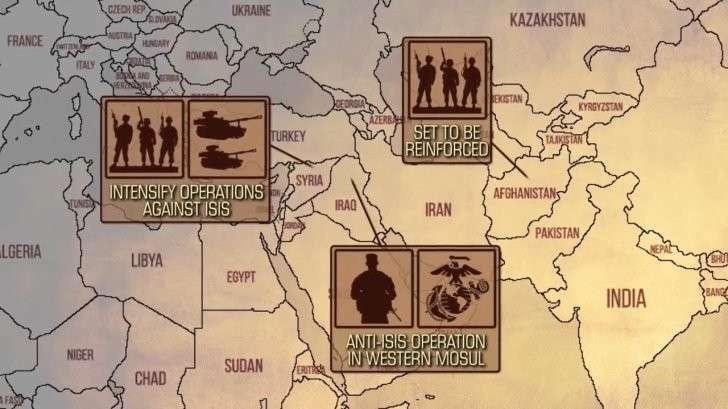 Сирия: геополитика Ближнего Востока перед «сливом» ИГИЛ. Россия, США, Израиль