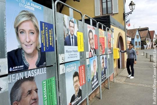 Выборы во Франции: Россия болеет за Марин ле Пэн