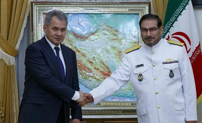 «Большинство сирийцев поддерживают Асада» – секретарь Высшего совета безопасности Ирана