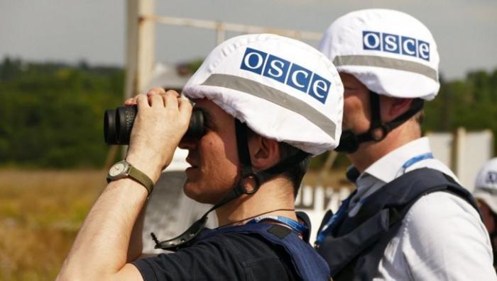 Провокация киевской хунты: сотрудник ОБСЕ погиб при подрыве автомобиля миссии в Донбассе