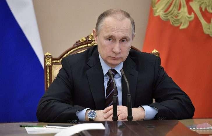Владимир Путин встретится с членами Совета законодателей