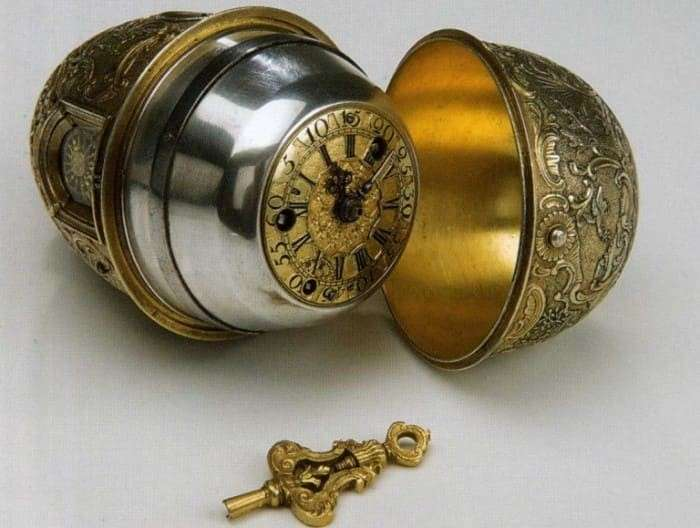 Часы, созданные Кулибиным для императрицы   Фото: violity.ua