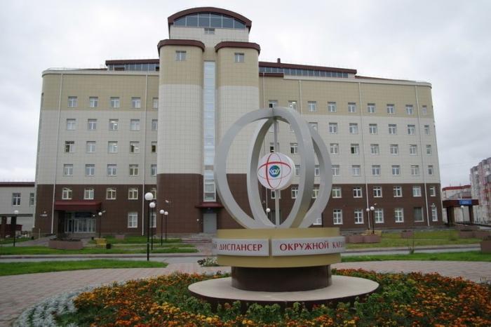 В Сургуте сдан новый современный корпус кардиодиспансера