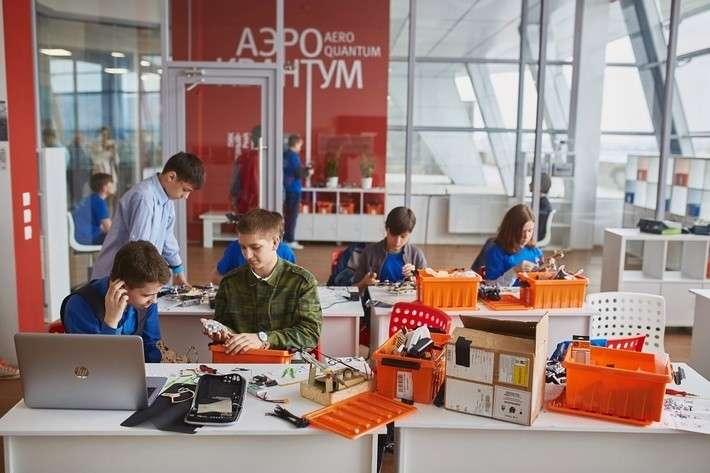 ВКрасноярске открыт детский технопарк «Кванториум»