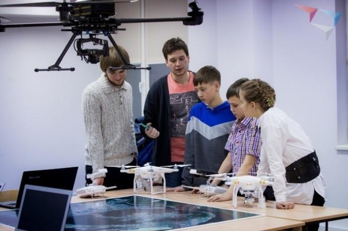 ВКрасноярске открыт детский технопарк «Кванториум» для подготовки будущих инженеров