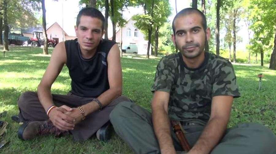 Добровольцы из Испании приехали оказать помощь населению Донбасса